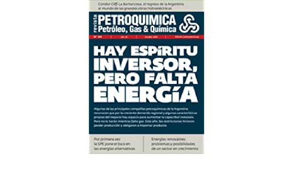 Amazon.com: Revista Petroquimica, Petroleo, Gas & Quimica ...