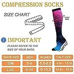 Copper Compression Women Socks