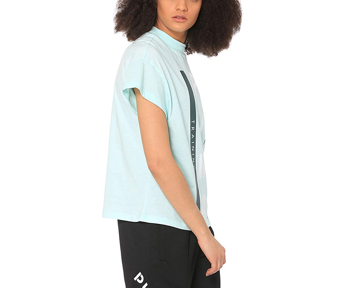 Et T Shirt FemmeVêtements Puma Xtg Turquoise Graphic Yfgv7yb6