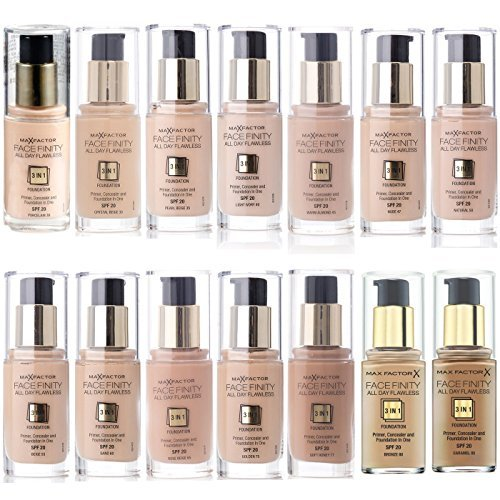 max-factor-3-in-1-facefinity-face-foundation-make-up-over-10-different-cosmetic-shades-poducts-to-ch