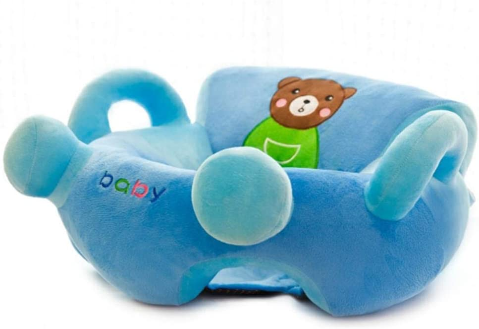 Clevoers Bean Bag Baby Carry Bag Cushion Sofa Playroom Baby Support Seat Learning Sit Soft Chair Pillow Toy