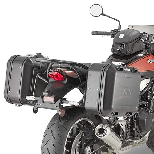 Givi side luggage holder PL4124 Kawasaki Z 900 RS (18)