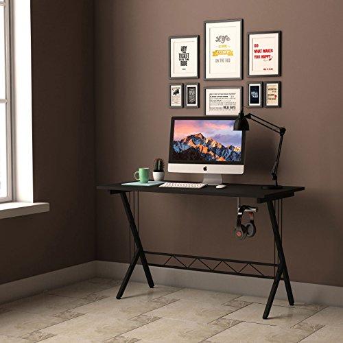 Gaming Desk Table Durable Workstation For Kids Room Home