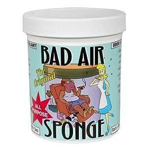 The ORIGINAL Bad Air Sponge Odor Absorbing Neutralant, 14 ounce
