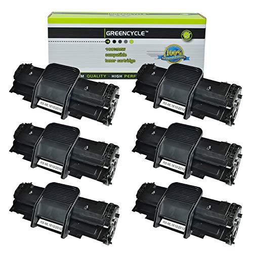 - GREENCYCLE High Yield Compatible ML1610 Laser Toner Cartridge Replacement Samsung ML-1610 ML-1610R ML-1615 ML-1620 ML-1625 ML-2010 ML-2015 ML-2510 ML-2570 ML-2571N Printer (Black, 6 Pack)