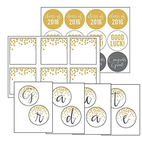 Decor Home Printable (2016 Graduation Printable - Excellent Home Decor - Indoor & Outdoor)