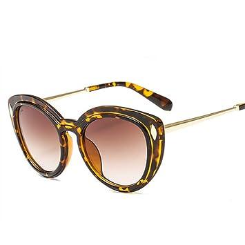 WDDYYBF Gafas De Sol, Unas Enormes Gafas De Sol Mujer Moda Vintage ...