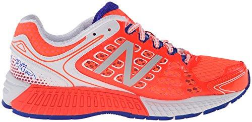 nos Rosa Running 2a De Novas Branco W1260 Mulheres Sapato 5 Das Equilíbrio CxwcP70CqY