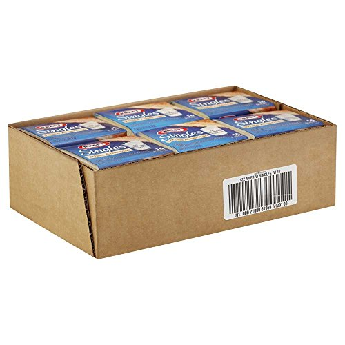 Kraft American Sliced White Cheese, 12 Ounce -- 12 per case. by Kraft (Image #2)