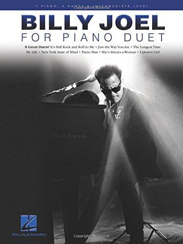 Piano Duet Sheet Music - Billy Joel for Piano Duet: 1 Piano, 4 Hands / Intermediate Level