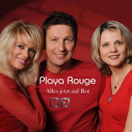 alles jetzt auf rot radioversion by playa rouge on. Black Bedroom Furniture Sets. Home Design Ideas