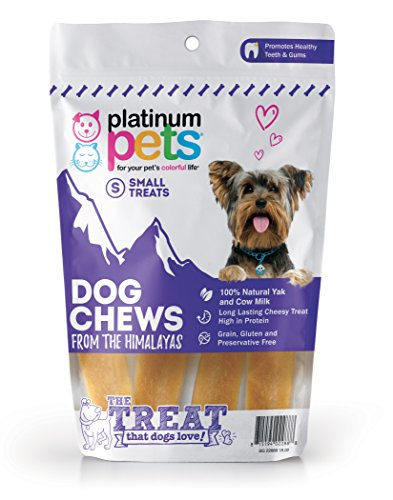 Platinum Pets Dog Chews From The Himalayas, Small, Multipack