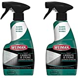 Weiman Granite Cleaner & Polish Trigger Spray, 12 oz-2 pk