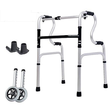 Andador anciano / Walking Aid / Andador de pie / Pierna ...