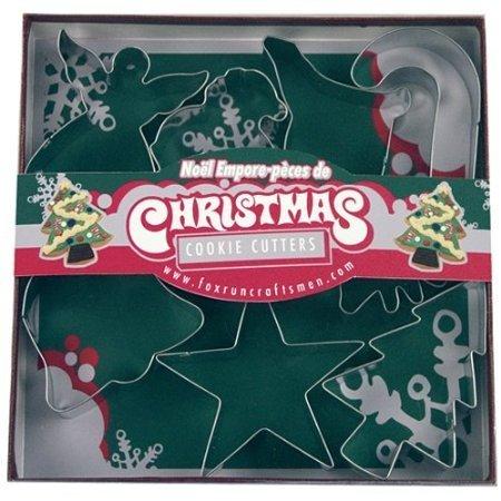 7-Piece Christmas Cookie Cutter Set - 3PC