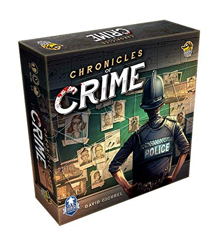 Lucky Duck Games Chronicles of Crime -