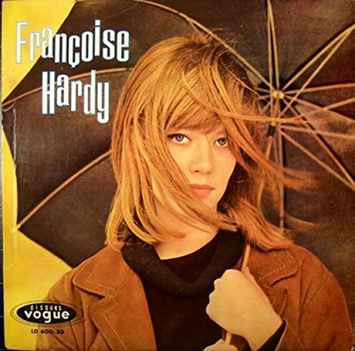 Francoise Hardy 18X24 Poster New! Rare! #BHG342610 (Best Of Francoise Hardy)