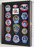 Scout Patches Badges Display Case Cabinet Shadow Box