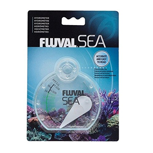 Fluval Sea Hydrometer for Aquarium, Medium