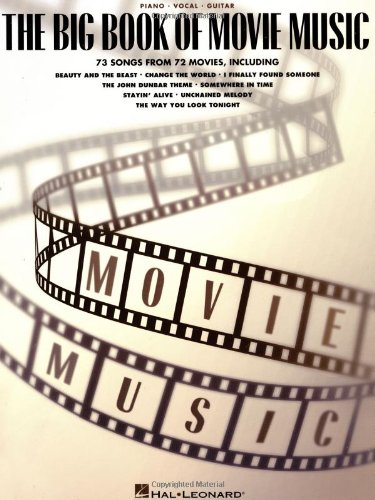 Breath Away Sheet (The Big Book of Movie Music)
