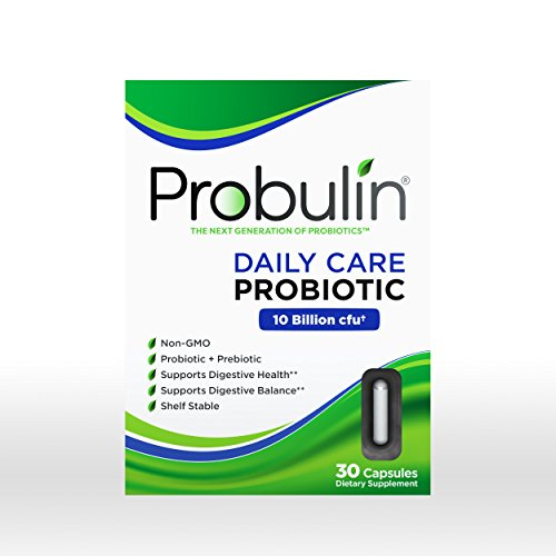 Probulin Daily Care Probiotic, 30 Capsules