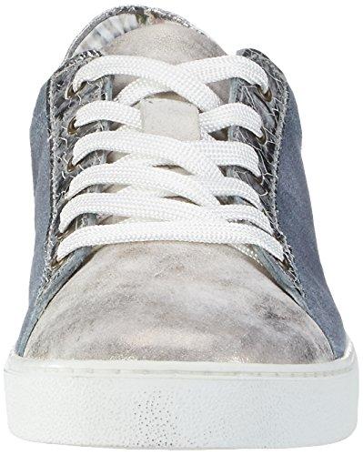 5 850335 blau Piazza Azul Zapatos Cordones Brogue De Para Mujer pwRzwq
