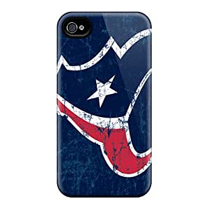 New Cute Funny Houston Texans Cases Covers/ Iphone 6 Cases Covers