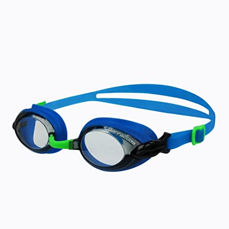 961156bd8cff4 Dr.B Barracuda RX - Optische Schwimmbrille mit Sehstärke für Damen und  Herren, 100