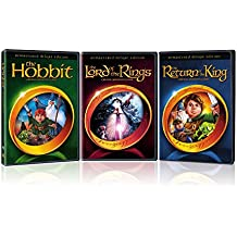 The Lord of the Rings Deluxe Edition/The Hobbit Deluxe Edition/The Return of the King Deluxe Edition/
