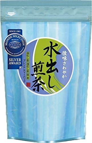 水出し煎茶ブレンド「5gティーバッグ」(20ヶ入り×1袋) モンドセレクション銀賞受賞品