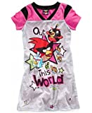 "Angry Birds Space ""Out of this World"" Big Girls' Nightgown"