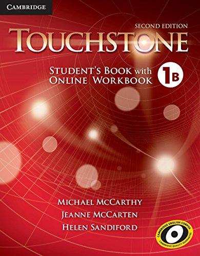 Touchstone Level 1B, Student's Book & Online Workbook