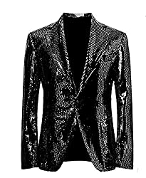 Men's Splendid Sequins Jacket