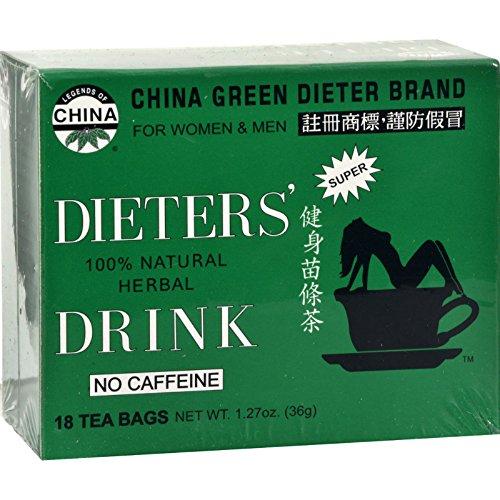 (Uncle Lee'S Tea Dieters Tea For Wt Loss 18 Bag)