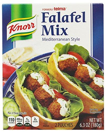 (Knorr Falafel Mix Mediterranean Style 6.3oz (3 Pack))