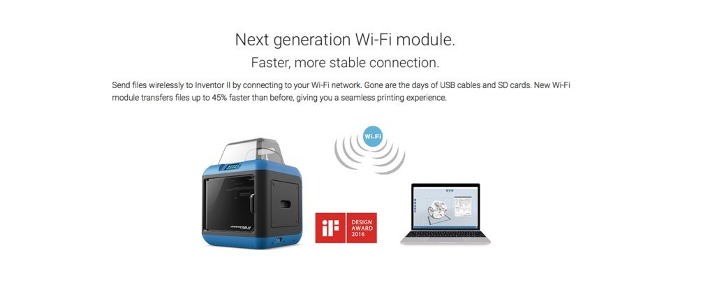Flashforge Inventor 2 3D Printer: Amazon co uk: Business, Industry