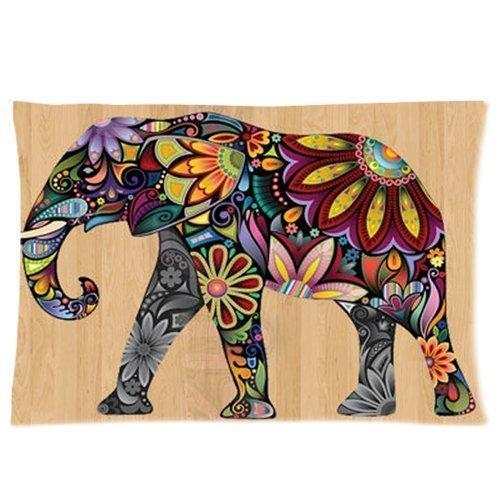 Elephant Custom Pillowcase Standard Pillow product image