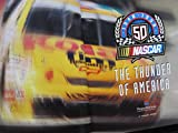 img - for Nascar: The Thunder of America : 1948-1998 book / textbook / text book