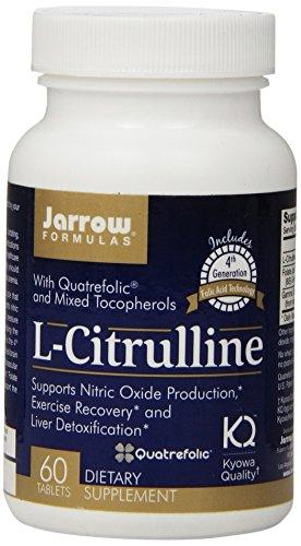 Jarrow formules supplément de L-Citrulline, comte 60