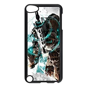 Custom Call Of Duty Back Cover Case for ipod Touch 5 JNIPOD5-558