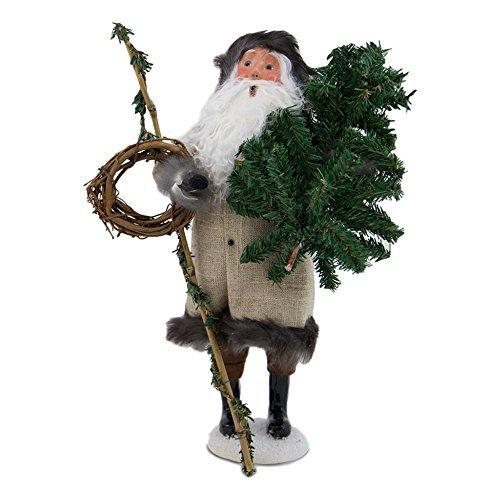Byers' Choice Rustic Santa #3172