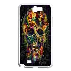 Walking Dead Fan Print phone Case Cove For Samsung Galaxy Note 2 Case XXM9960901