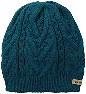 Columbia Parallel Peak Ii Beanie, Aegean Blue, One Size