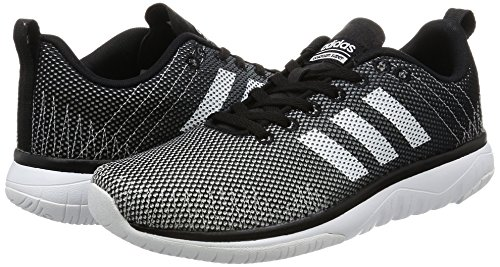 adidas CLOUDFOAM SUPER FLEX W - Zapatillas de deporte para Mujer, Gris - (GRPUDG/NEGBAS/FTWBLA) 38