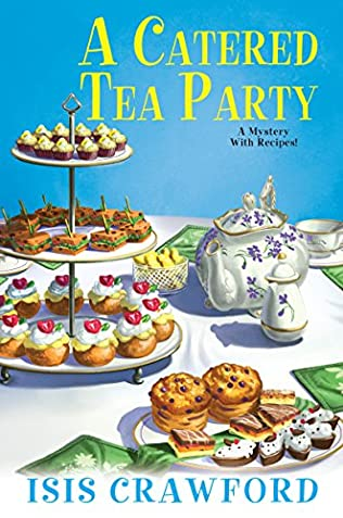 book cover of A Catered Tea Party