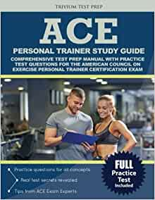 ace personal trainer manual 5th edition used