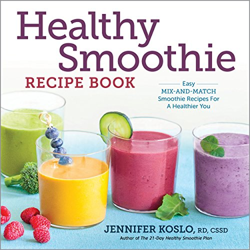 Amazon.com: Healthy Smoothie Recipe Book: Easy Mix-and