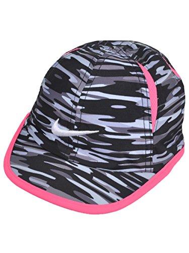 327fc3d6cff Nike Baby Girls  Dri-Fit Cap - black white