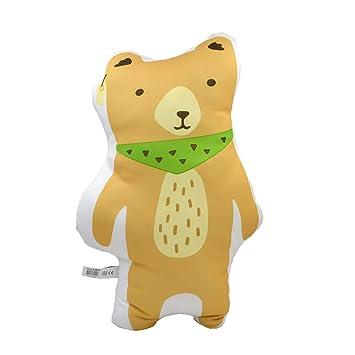 Amazon.com: Super suave cuerpo Hug almohada oso peluche ...