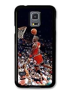Hu Xiao Michael Jordan MJ 23 Basketball In the Air case cover for Samsung Galaxy DUTdFw4EMlC S5 mini
